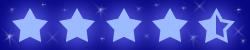 4.5 Stars_Star Rating System